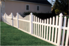 New York Picket Fence